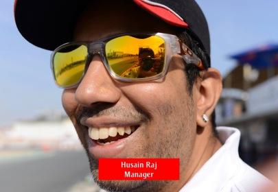 Husain Raj - Manager