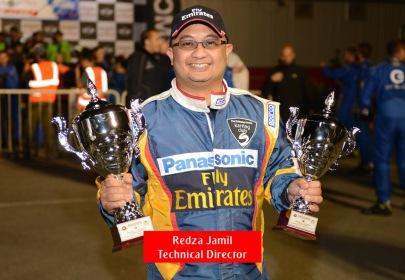 Redza Jamil - Technical Director