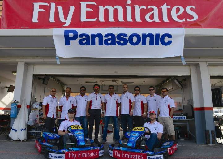 Team Emirates 2015