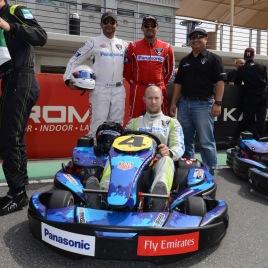 Dubai Kartdrome Endurance Rd 1 2018 - Team Emirates