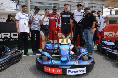 Dubai Kartdrome Endurance Rd 1 2018 - Emirates Pro