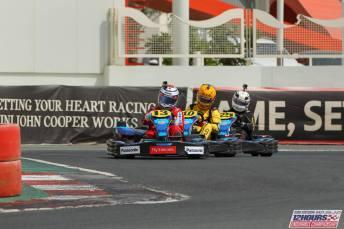 Dubai Kartdrome Endurance Rd 1 2018