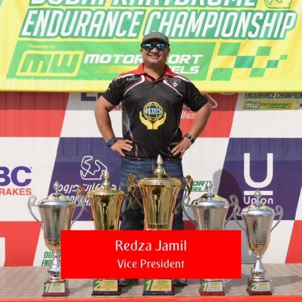 Redza - Vice President